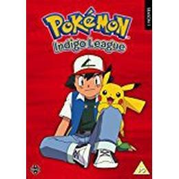 Pokémon Indigo League: Season 1 [DVD]